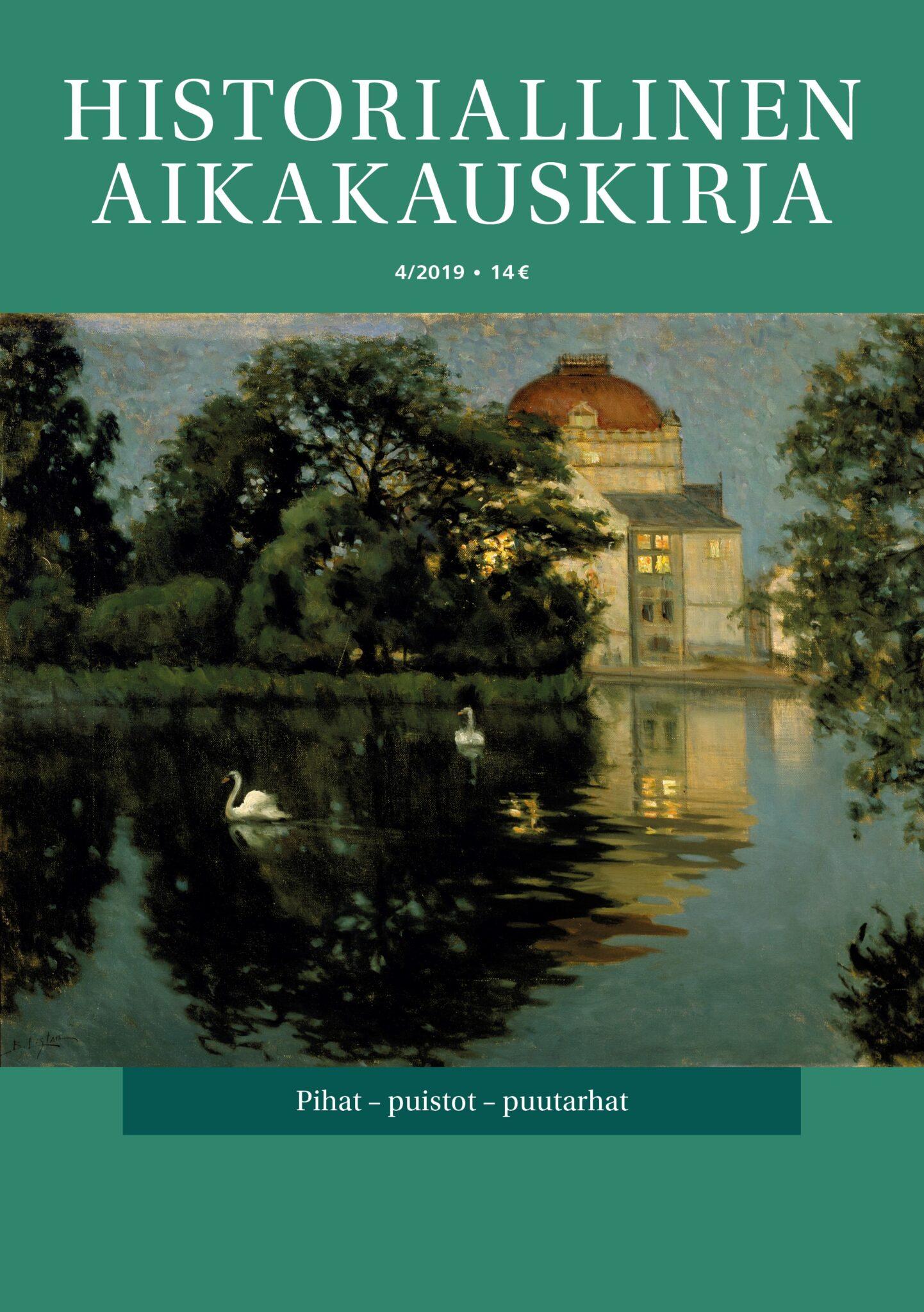 TILAA Historiallinen Aikakauskirja!